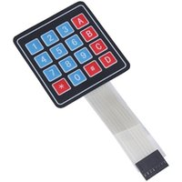 Wholesale Best Sale x Key Matrix Membrane Switch Keypad