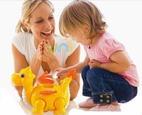 best projection tv - New arrival electronic toys lay egg dinosaur with music and lightening unique projection function best toys for kids Xmas Gift