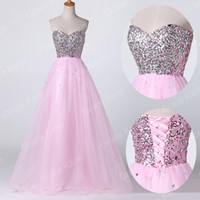 Real Photos sexy ball gowns - Grace Karin New Arrive Fashion Sexy Tulle Prom Ball Bridesmaid Pageant Party Formal Evening Gown Dresses CL6121