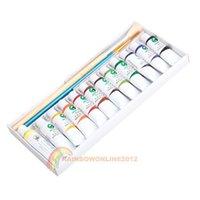 Wholesale R1B1 Best Quality Art Water Colour Tubes of ml Watercolour Paint