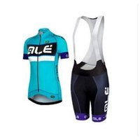 autumn ale - 2015 Spring And Autumn ALE Women Cycling Jersey Set Brand ALE Bicycle Wear Bib None Bib Pants Breathable Cycling Clothing Set