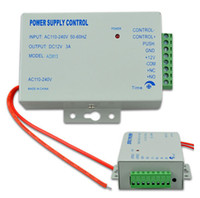 ac access - Access Control Power Supply V A suitable for Access Control System V AC input V A Output for Door Electric Locks