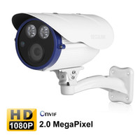 Wholesale 1080P Waterproof Zoom H HD P Megapixel Security CCTV IP Camera With Wide Angle EU Plug Motion Dection