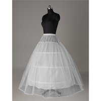 Wholesale High Quality Layers Hoops Slip A Line Petticoats Underskirt Bridal Ball Gonw Petticoat