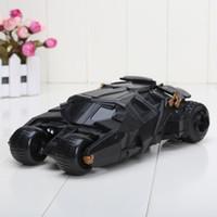 batman tumbler model - Retail BATMOBILE TUMBLER no Batman figure BATMAN VEHICLE the dark knight TOY BLACK CAR MODEL TOYS FOR BOYS GIFT
