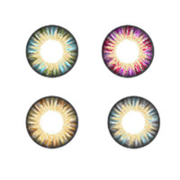 Wholesale KML Cupcake colors Produced by Korea factory Top cosmetic contact lenses colored contact lenses pair