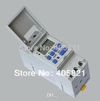 ac timer switch - THC15A Digital LCD Weekly Programmable Timer AC V Time Relay Switch A3
