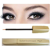 Wholesale new ML Eyelash Growth Liquid thicker longer slender days have effect Cheapest Price Hot sale