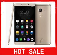Wholesale 4G LTE Letv Le Max GB RAM GB GB GB ROM inch K Screen Qualcomm Snapdragon Android MP Camera Smart Phone
