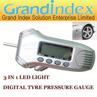 Wholesale Digital IN Tire Pressure and Tread Depth Gauge STDJ L