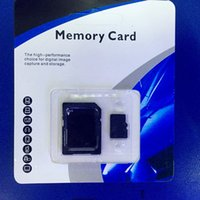 Wholesale 32GB GB GB Micro SD SDHC Card Class Card reader And the packaging