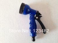 Wholesale 200pcs blue sprayer nozzle blue water gun for hose pipe
