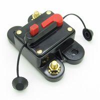 amps conversion - A Car Conversion Audio Fuse Box Amp Fuses Holder Block Amplifier