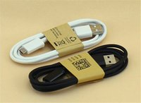 Wholesale HOT SALE Micro USB Data Universal Charging Cable For Samsung Blackberry HTC Nokia Sony Charger