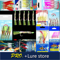 Wholesale soft rig hooks lures sabiki lure fishing shrimp baits small artificial shrimps