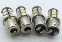 Wholesale BAY15D SMD LED Auto freno estacionamiento trasero señal luz trasera de la lámpara