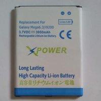 Wholesale Hot Sale mAh Xpower Battery For Samsung Galaxy Mega i9200 i9205 i9208