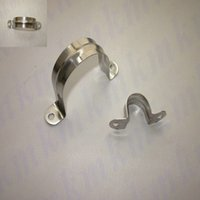 Wholesale 100PCS High Pressure Stainless Steel tube clamp100PCS Per M35 M40 M50 for mm dia pipe