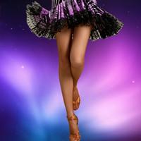 ballroom dance accessories - 5pcs Professional Latin Fishnet Stretch Stocking Dance Tights Ballroom Dance Dress Accessories For Women tla002