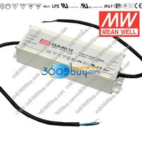Wholesale CLG W V1 A MeanWell PFC IP67 LED power supply aluminum shell waterproof