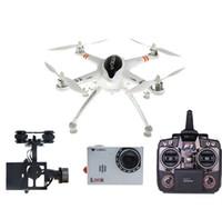 100% Original Walkera QR X350 Pro RC FPV Quadcopter Drone avec caméra iLook DEVO F7 Transmetteur G-2D Gimbal Photographie aérienne pour $ 18Personne t