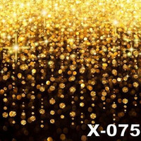 background color flash - 125X150cm golden vintage flash photography backdrop for wedding photos muslin computer printed photography background vinyl backdrops