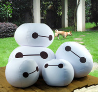 big lots pillows - Hot Sale Kids Plush Toys Beast Corps Big Hero Baymax Children Pillow Foam Particles Stuffed Gifts For Child CM K253