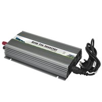 Wholesale 1000W micro grid tie inverter for solar panel home on Grid MPPT Function