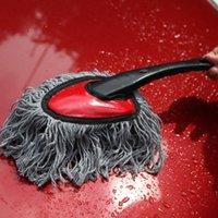 Wholesale Small cotton wax car cleaning brush dust wax wax mini car wax drag car duster