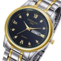 Precio de Gifts-Relojes Mujer Reloj De Lujo De Las Señoras De La Marca 2015 Reloj Romano Romano De Dial Reloj Doble Reloj Reloj Reloj