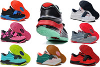 Wholesale 2015 new KDS basketball shoes for kids kd Althetic basketball shoes youths size