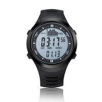 altimeter barometer thermometer - 2016 Outdoor Digital Sport Watches for Men and Women SPV Angler Electronic Equipment Fishing Watch With Altimeter Barometer Thermometer