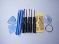 Wholesale F02764 in Repair Opening Pry Tool Kit Set with cutter for Mobile Phone freepost