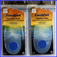 medical packaging - Foot Care Pad Medical Silicone Relief Pain Blister Package pair