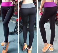 Cheap Fold Over Yoga Pants | Free Shipping Fold Over Yoga Pants ...