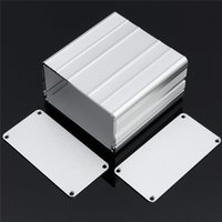 best electronic projects - Best Price Aluminum PCB instrument Box Enclosure Case Project electronic DIY x100x50mm