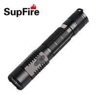 best new flashlights - 2016 latest new SupFire led USB flashlight A3 outdoor w lumen rechargeable camping hiking outdoor led best mini USB torch flashlight