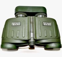 airsoft video - Hunting Airsoft Military x30 Binoculars with Compass and Rangefinder Telescope Waterproof