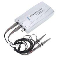 Wholesale 60MHz MSa s Hantek DSO2150 PC USB Digital Storage Oscilloscope Dual Channel Measurement order lt no track