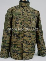 Wholesale combat BDU Uniform military uniform paintball suit hunting suit Wargame uniform COAT PANTS