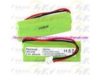 battery cordless phones - 2 V mAh NIMH battery for VTECH BT18443 BT28443 cordless phone battery