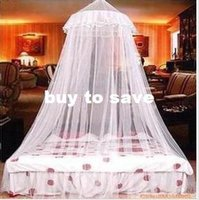 Wholesale 30pcs high quality encryption dome nets Mosquito net