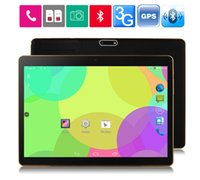 Wholesale 9 G Tablet PC Dual SIM Phone Call GPS Android Quad Core GB ram GB Rom Bluetooth Dual Cam MP