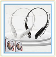 Wholesale New arrival HBS Wireless Stereo Headset HBS Bluetooth Earphone Music Sport headphone For iPhone Samsung DHL MQ50