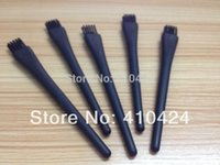 Wholesale 5pieces BGA Rework Anti Static Ground Conductive ESD Brush PCB Cleaning Tool order lt no track