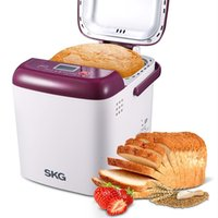 Wholesale SKG Automatic Multi Functional LB Mini Bread Maker Intelligent User Friendly Bread Machine