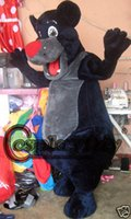 adult halloween books - Custom made jungle book baloo bear Mascot Costumes character Costumes for Chirstmas Party Adult Size Fancy Dress factory direct sale