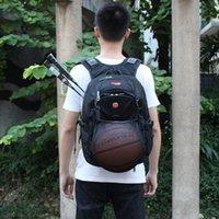 brand tennis bag - Brand Swiss gear Basketball Tennis Backpacks Swiss Army Sports Backpack Travel Laptop Bags Waterproof Outdoor School Backpack