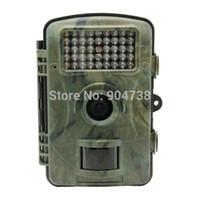 Chasse ir Avis-Caméra de chasse de scoutisme HD 1080P Nouvelle caméra de vision nocturne numérique HD Digital Caméra de 2,4 pouces IR Hunter Cam