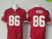 Wholesale 2016 Elite Jordan Reed White Red Redskins America Jerseys Cheap discount football jerseys Custom Limited